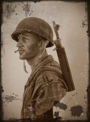 USMC 1st Division Guadalcanal 1942 par Gabriel Termine Dscn1487