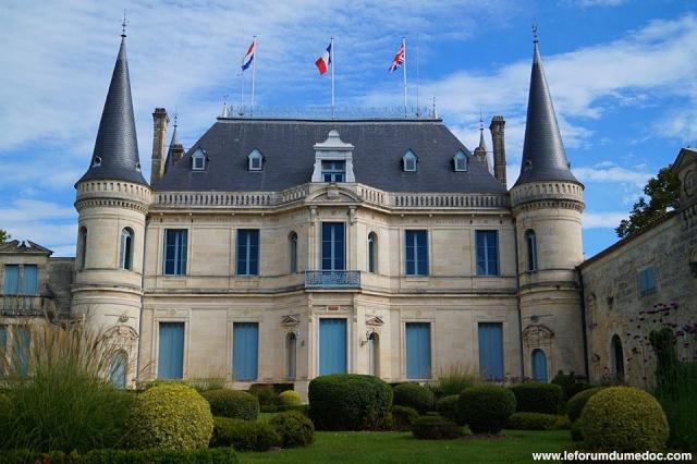 Château Palmer adopte l'écopaturage 10704010