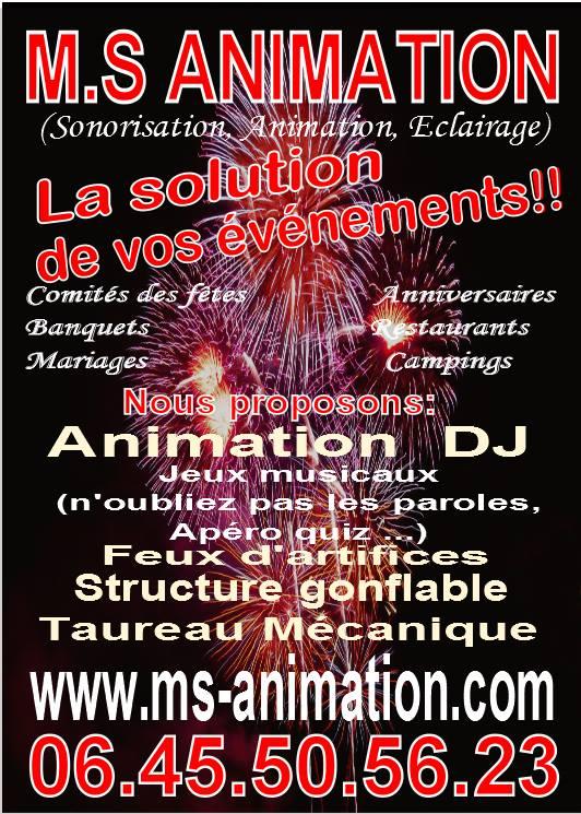 Ms animation Médoc-fun 10984410