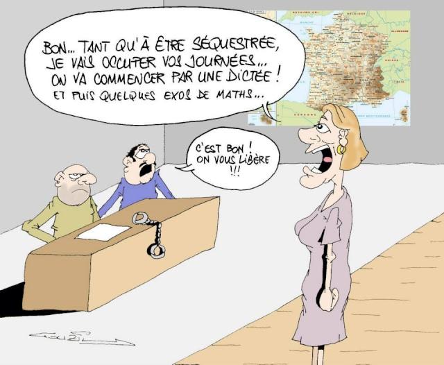 Les dessins humoristiques du Journal Sud Ouest sur l actualité du Médoc 11174810