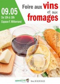 Foire aux Vins et aux Fromages le 9 Mai 2015 à Parempuyre 44913210