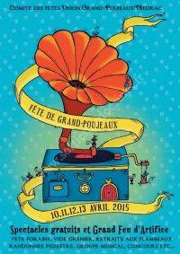 Fête de Grand-Poujeaux du 10 au 13 Avril 2015 à Moulis en Médoc 5b7d8910