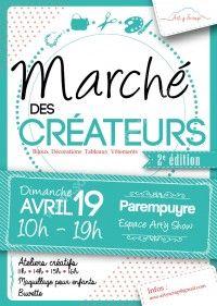 Marché des Créateurs - 2ème édition le 19 Avril 2015 à Parempuyre C9aef610