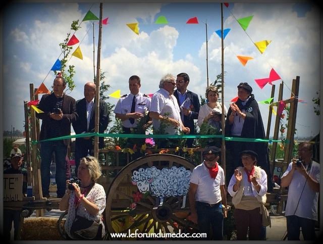 Fête de l'Agneau le 24 Mai 2015 à Pauillac vu par Forum du Médoc Img_6412
