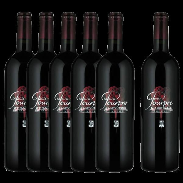 La Rose Pauillac, 5 bouteilles achetées: la 6 éme offerte du 15 au 31 mai 2015 La-ros10