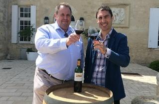 Le Château D'Agassac ouvre son restaurant à Ludon Médoc La-tab10