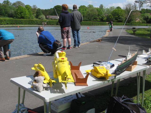Sub Day at Bournville 16th May 2015 Img_4522