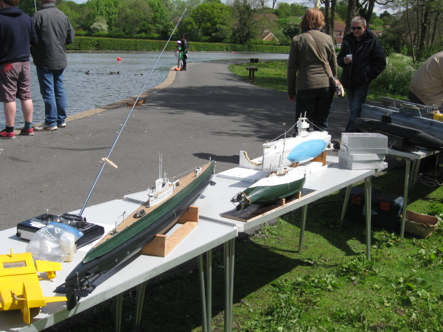 Sub Day at Bournville 16th May 2015 Img_4523