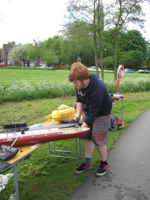 Sub Day at Bournville 16th May 2015 Img_4539