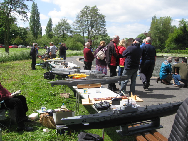 Sub Day at Bournville 16th May 2015 Img_4548