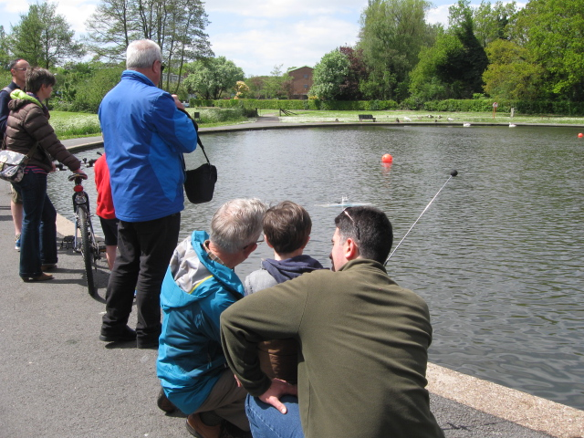 Sub Day at Bournville 16th May 2015 Img_4549