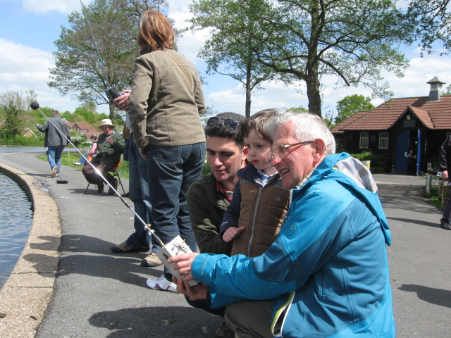 Sub Day at Bournville 16th May 2015 Img_4550