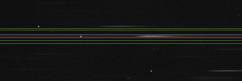 La nébuleuse variable de Hubble et son bébé étoile R Mon Ref_sk10