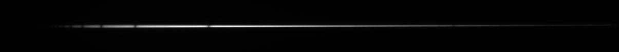 Premiers spectres avec le spectro Alpy Vega_r10