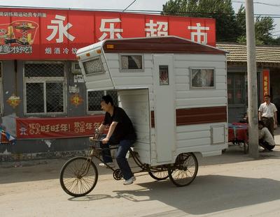 Faire de son vélo un cam's.... Cb10