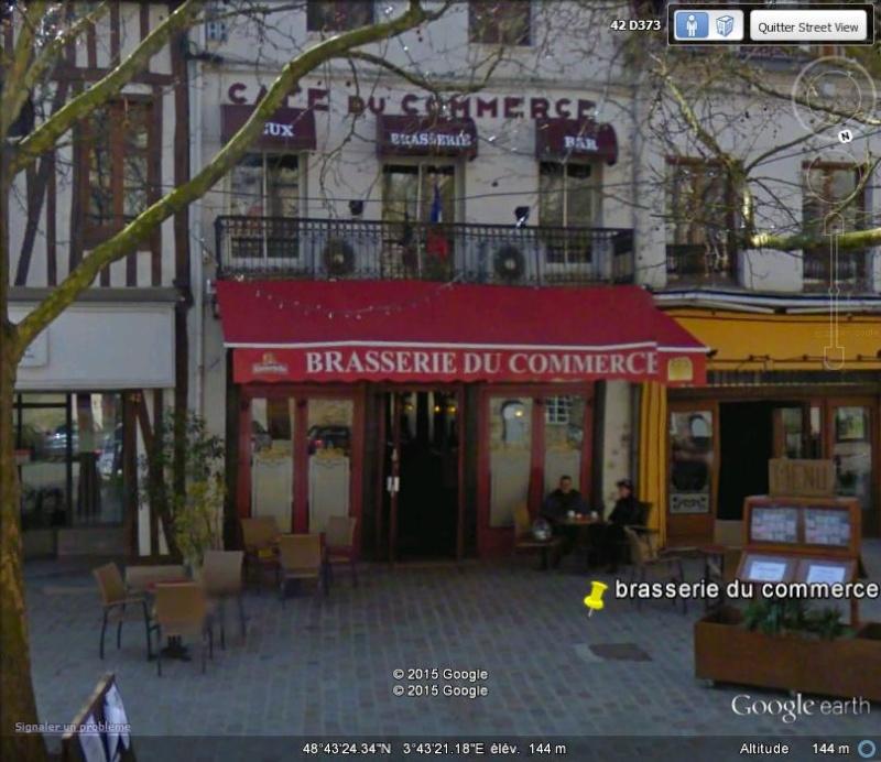 Brasserie du Commerce : à la poursuite d'une institution française Kkk10