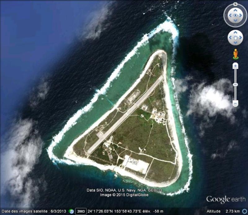 Disparition d'une île (Minamitorishima) - Océan Pacifique Ssssss10