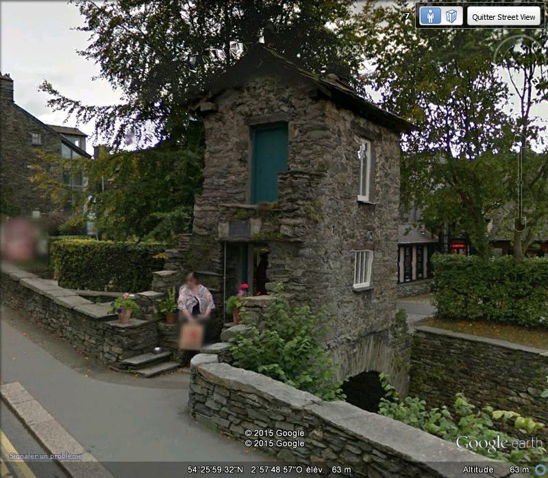 La maison-pont de Ambleside - Angleterre Www42