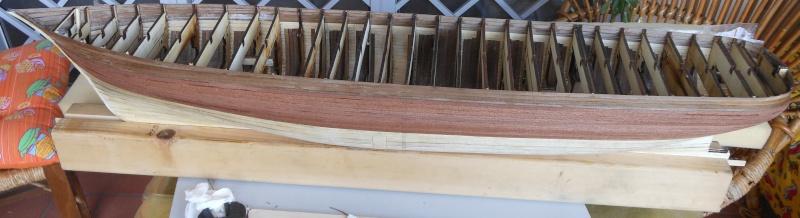 costruzione di goletta, liberamente ispirata a piroscafo cannoniera del XIX secolo - Pagina 2 Dscn2312
