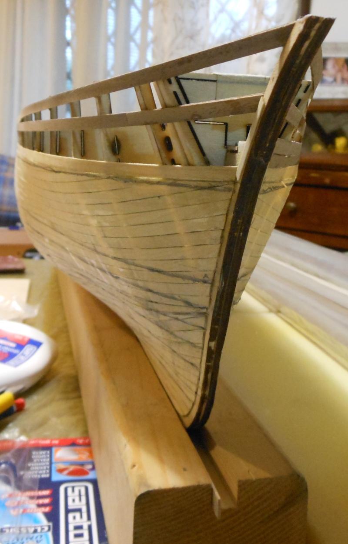 costruzione di goletta, liberamente ispirata a piroscafo cannoniera del XIX secolo - Pagina 2 Dscn2313