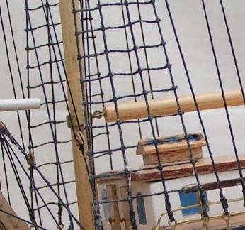 costruzione di goletta, liberamente ispirata a piroscafo cannoniera del XIX secolo - Pagina 2 Pict0011