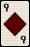 """[Würfel] """"Dead Man's Hand"""" K910"""
