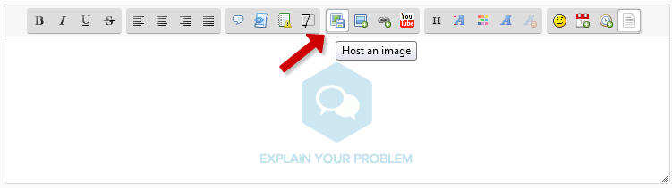 How to host an image with Servimg?  Scr010