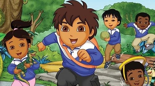 Go Diego ! 10160710