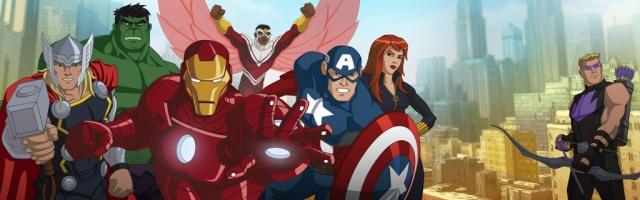 Avengers : rassemblement  648cc810