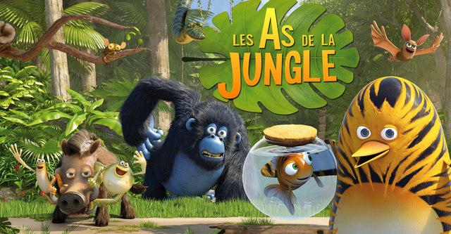 Les as de la jungle : Opération banquise [2011] [F.Anim.] As-jun10