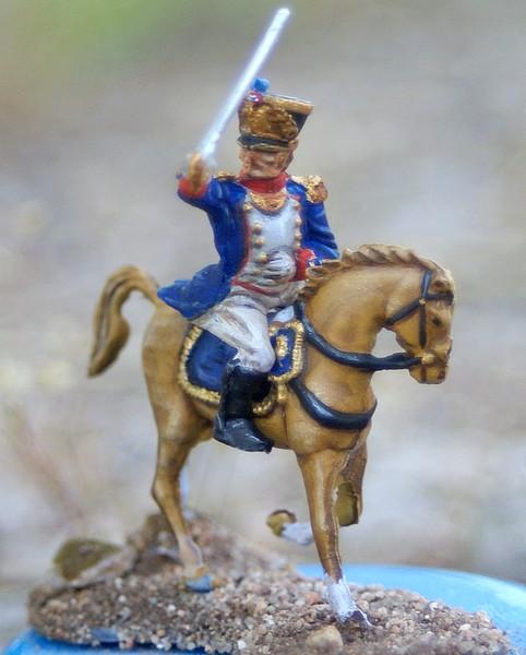 Colonel d'infanterie à cheval (airfix 1/72) Dsc04023