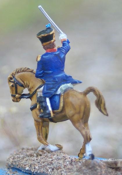 Colonel d'infanterie à cheval (airfix 1/72) Dsc04024
