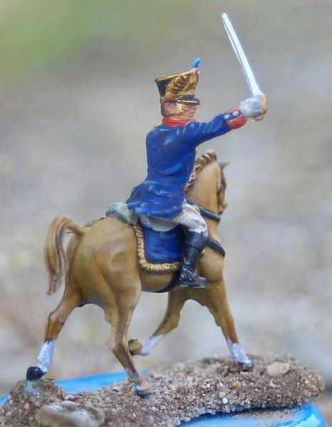 Colonel d'infanterie à cheval (airfix 1/72) Dsc04025