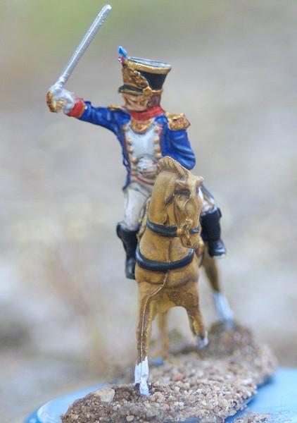 Colonel d'infanterie à cheval (airfix 1/72) Dsc04026
