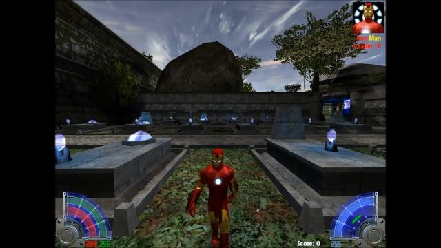 Iron Man VS Starkiller Iron_m24