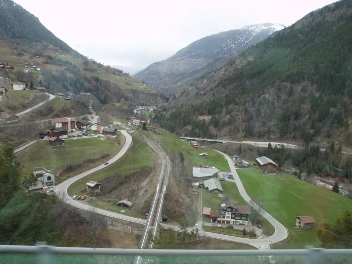 Glacier-Express Abstie10