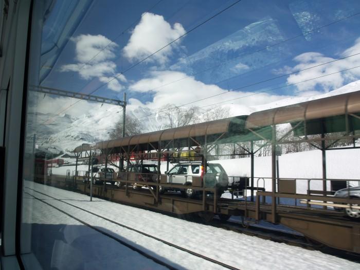Glacier-Express Autozu10