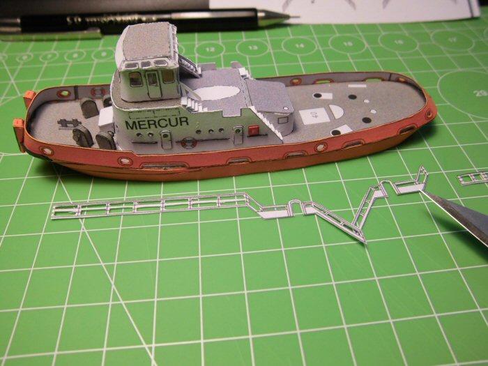 Schlepper Saturn/Mercur  HMV 1:250  FERTIG Cimg2116