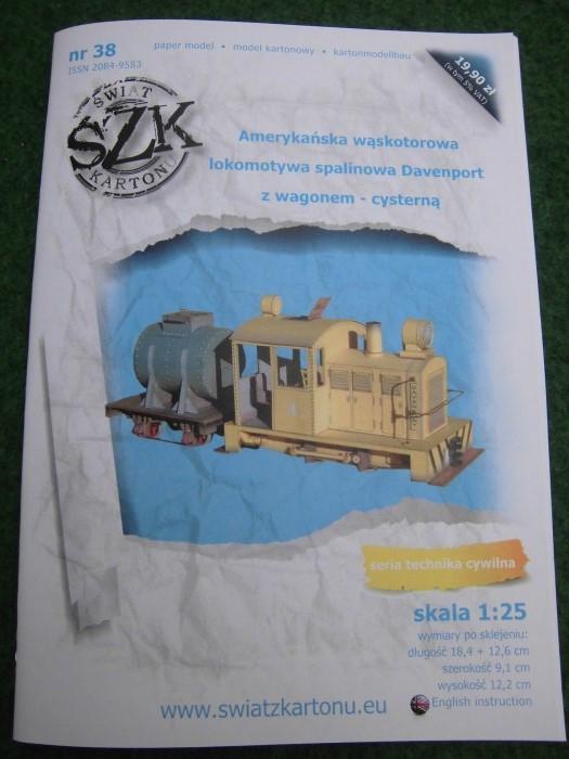 Schmalspurbahnen 1:25 Cimg2310