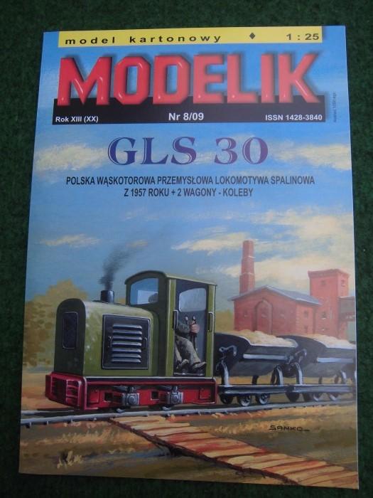 GLS 30 eine polnische Feldbahn in 1:25 Cimg2319