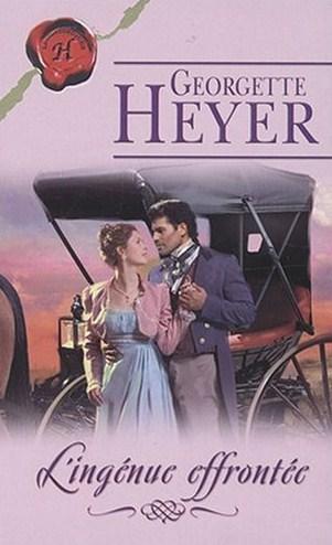 L'ingénue effrontée de Georgette Heyer Heyer_11
