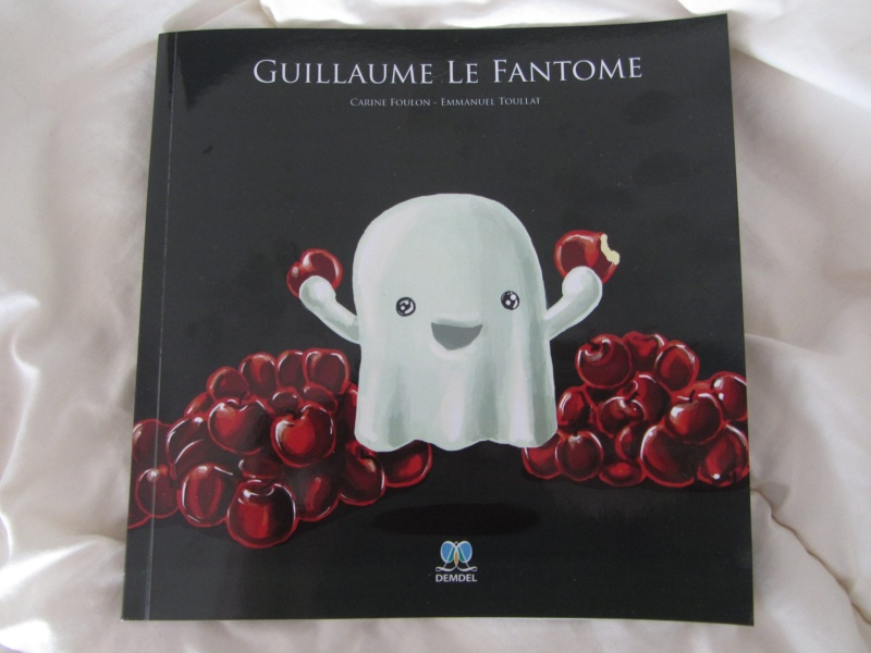 Mon dernier album : Guillaume le Fantôme 11347410