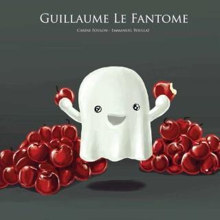Mon dernier album : Guillaume le Fantôme Guilla11