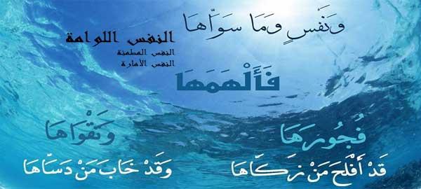 النفس اللوامة وأنواعها ...وذكرها فى القرآن 2014-650