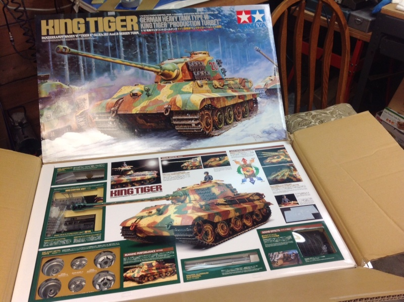 Tamiya King Tiger Full Option For Sale Tiger_11