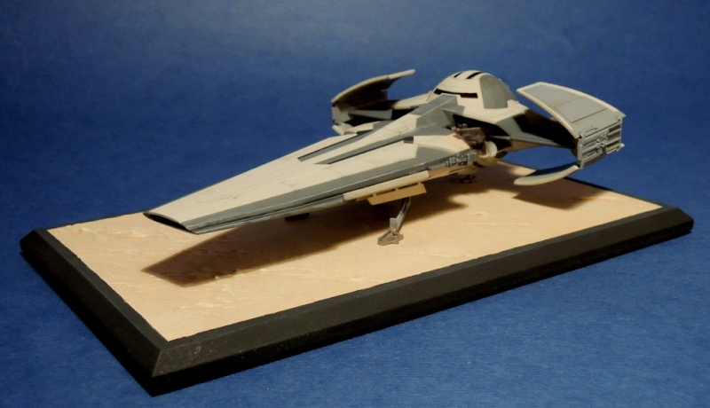 Darth Maul's Sith Infiltrator- Revell EasyKit - Page 2 Dscn0112