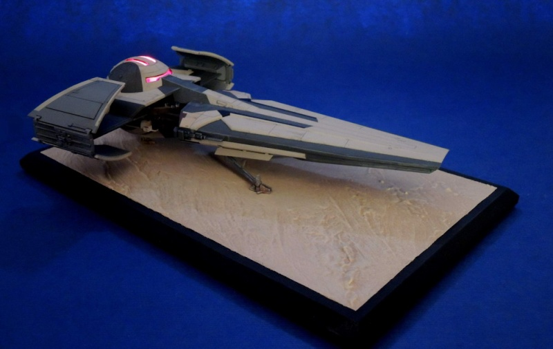 Darth Maul's Sith Infiltrator- Revell EasyKit - Page 2 Dscn0114