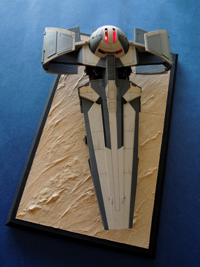 Darth Maul's Sith Infiltrator- Revell EasyKit - Page 2 Dscn0116