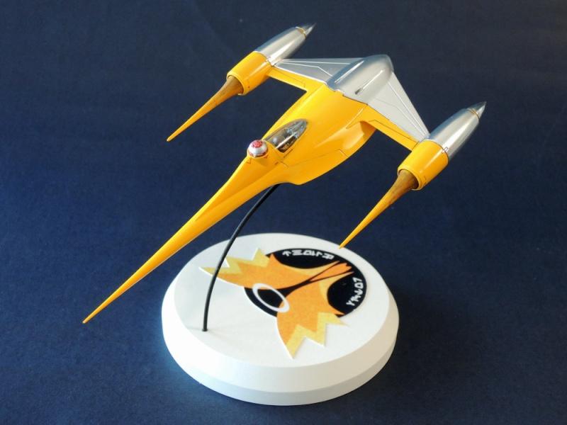Naboo Fighter / FineMolds 1/72 Dscn0310
