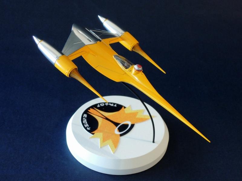 Naboo Fighter / FineMolds 1/72 Dscn0312